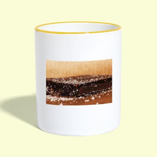 Xmas Chocolate - Mug contrasté