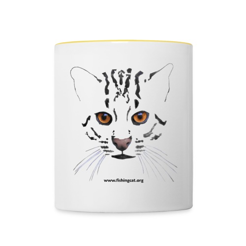 viverrina 1 - Contrasting Mug