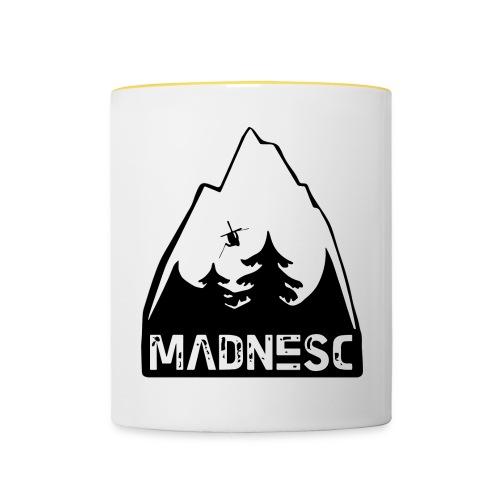Madn'esc - Mug contrasté