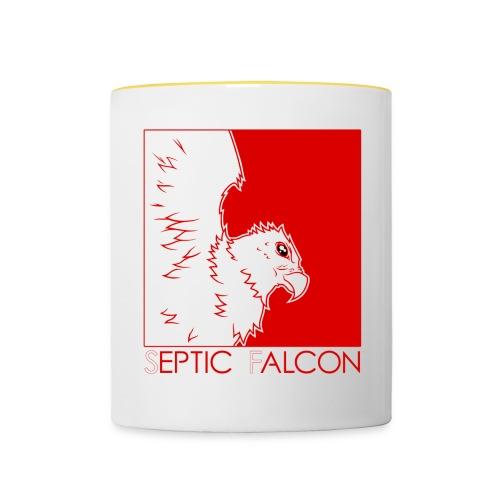 Falcon2 - Contrasting Mug
