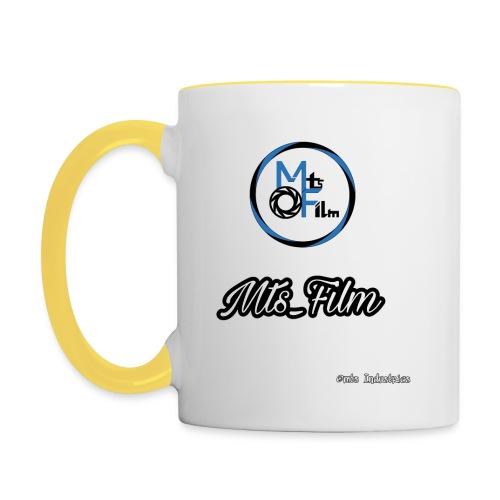 Mts_Film - Tasse zweifarbig