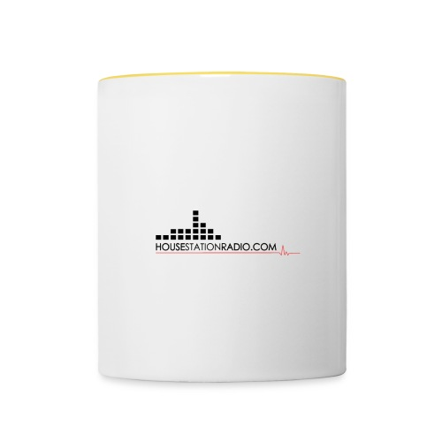 Housestation Radio - Tazze bicolor