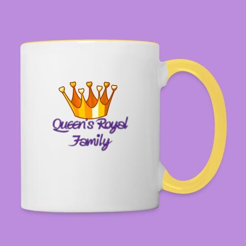 Crown - Contrasting Mug