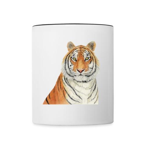Tigre,Tiger,Wildlife,Natura,Felino - Tazze bicolor