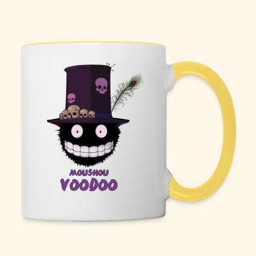 voodoo - Mug contrasté