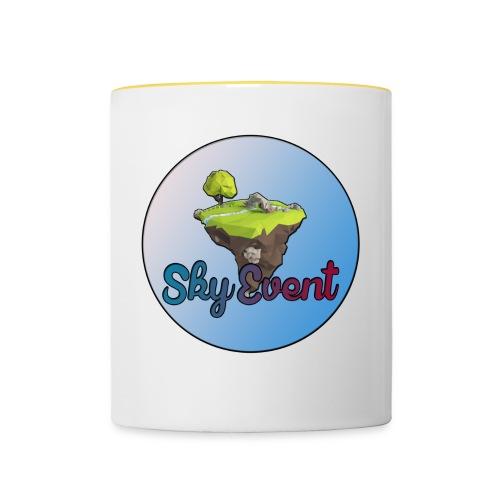 SkyEvent - Mug contrasté