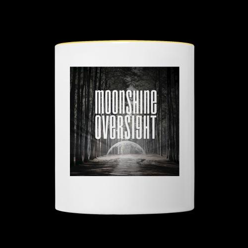 Artwork Moonshine Oversight - Mug contrasté