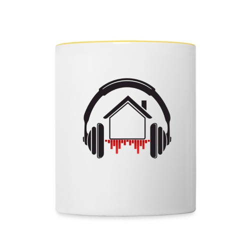 mix at home Logo - Mug contrasté