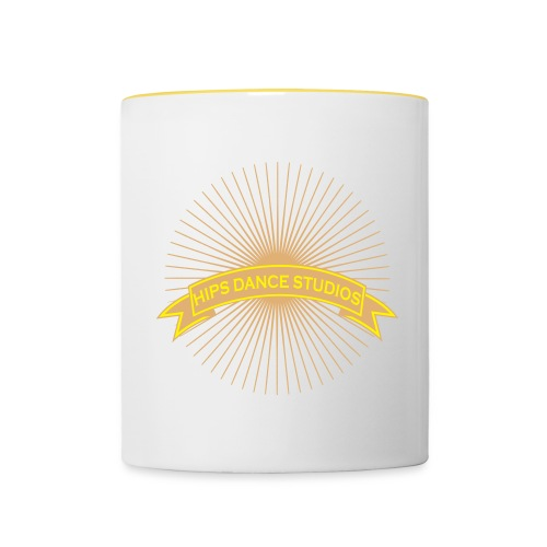 SUN - Tofarvet krus