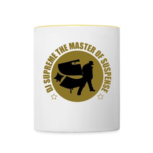 Master of Suspense T - Contrasting Mug