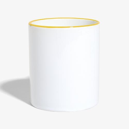 I got 99 problems - Contrasting Mug