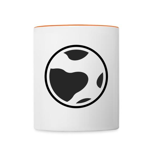 ALMplus png - Tasse zweifarbig