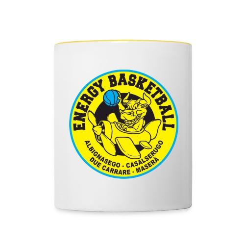home collection energy basketball - Tazze bicolor