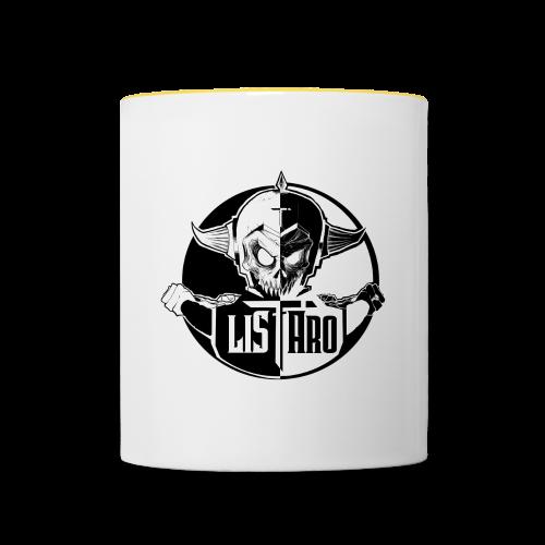 LISTARO - Mug contrasté