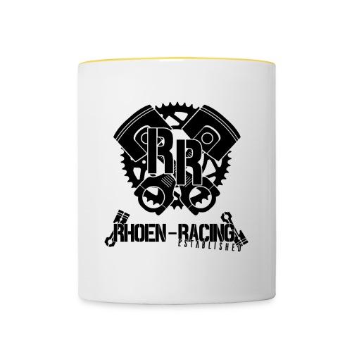 Rhoen-Racing - Tasse zweifarbig