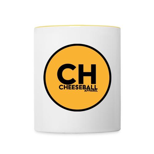 Cheeseball Apparel - Mok tweekleurig
