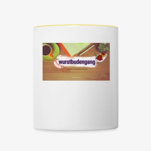 FotoJet Design - Tasse zweifarbig