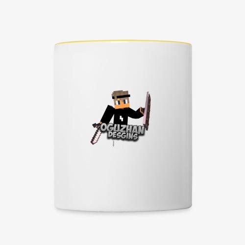 OguzhanDesgins - Mug contrasté
