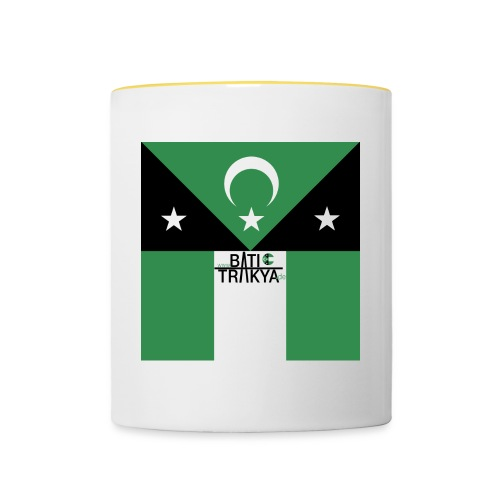 BatiTrakya - Tasse zweifarbig
