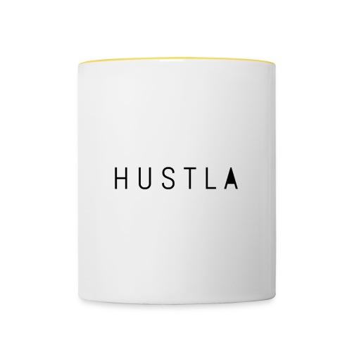 Hustla - Contrasting Mug