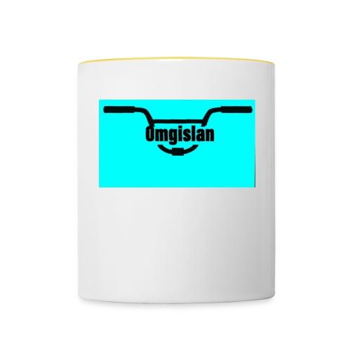 New logo - Contrasting Mug