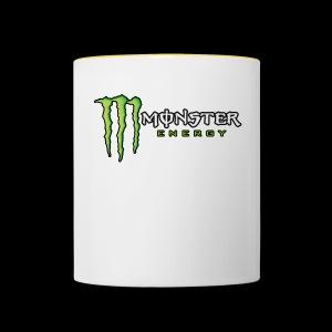 monster energy - Mug contrasté