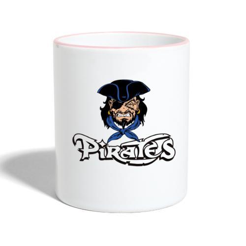 Pirates 1984 - Tazze bicolor