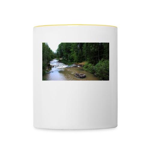 joki - Kaksivärinen muki