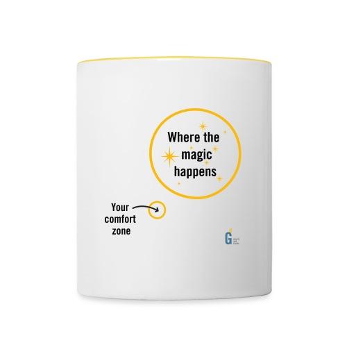 Where the magic happens II - Contrasting Mug