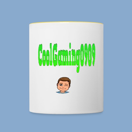 coolgaming0909 - Contrasting Mug