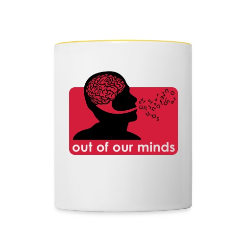 Out of Our Minds - Contrasting Mug