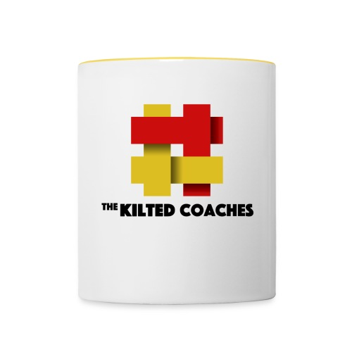 Kilted Coaches - Contrasting Mug