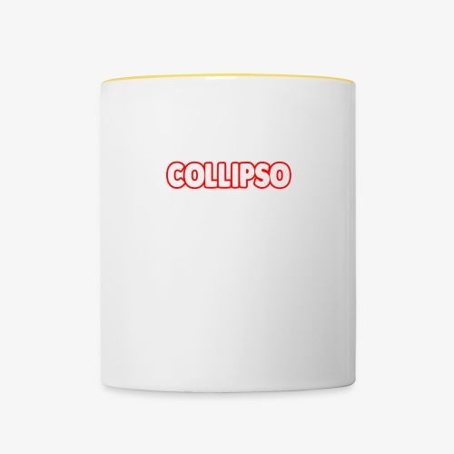 It's Juts Collipso - Contrasting Mug