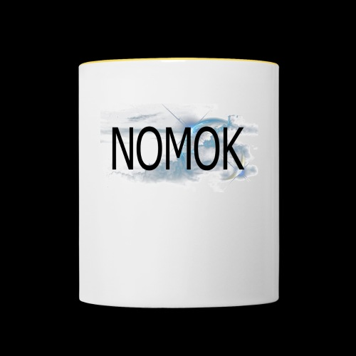 NOMOK edition limité accessoire - Mug contrasté