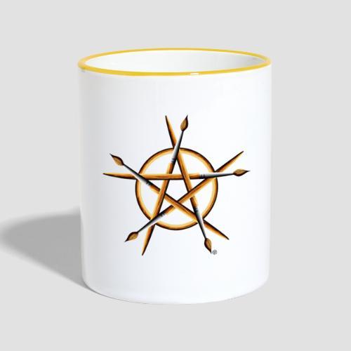 PAGAN PAINTER - Contrasting Mug