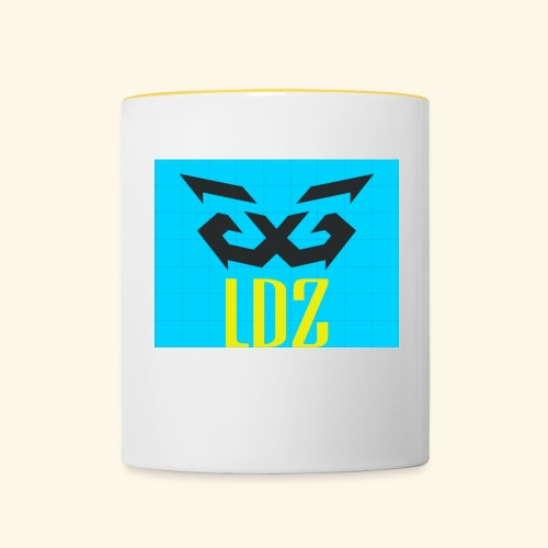 LukeDaZuke - Contrasting Mug