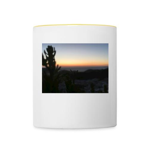 mug 2D - Mug contrasté