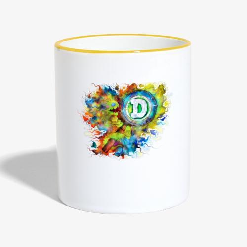Mystik Drimse - Tvåfärgad mugg