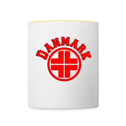 Denmark - Contrasting Mug
