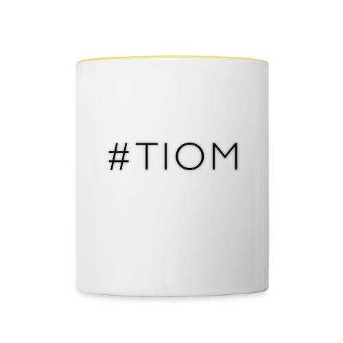 #TIOM - Tazze bicolor
