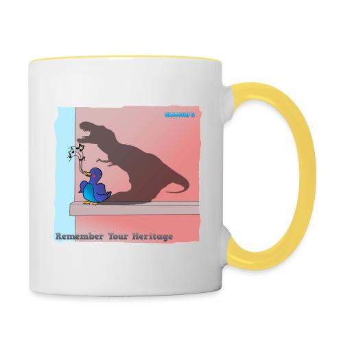 Woofra's Design Heritage - Contrasting Mug