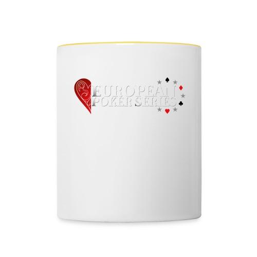 European Poker Series - Mug contrasté
