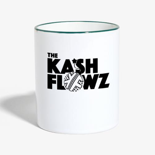 The Kash Flowz Official Bomb Black - Mug contrasté