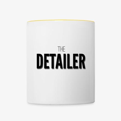 The Detailer Cup - Contrasting Mug