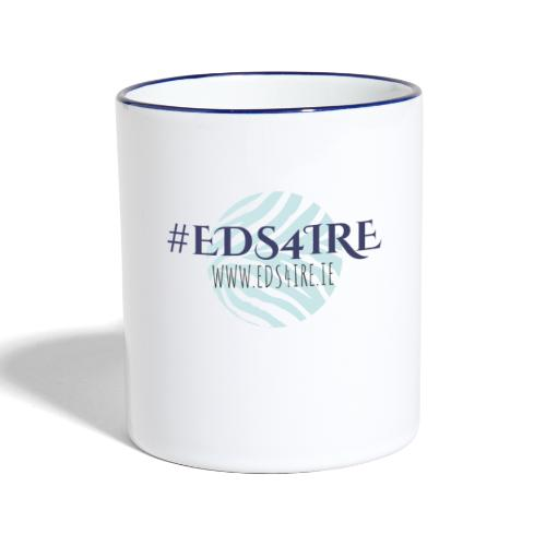#EDS4IRE main - Contrasting Mug