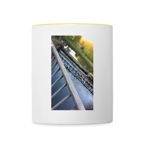 IMG 0244 - Tasse zweifarbig