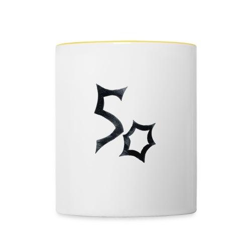 So design 2 - Contrasting Mug