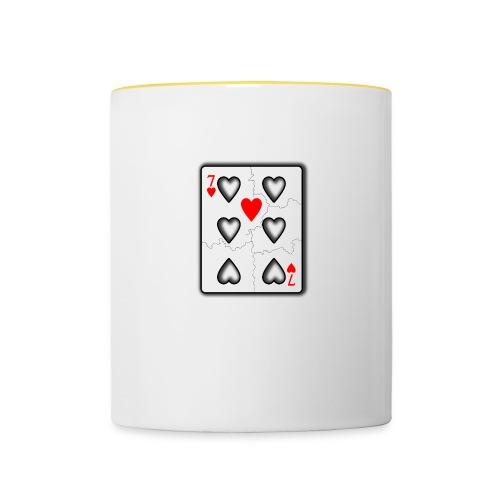 LOVERS N7 - Mug contrasté