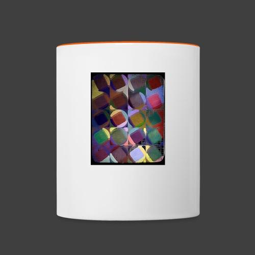 Twenty - Contrasting Mug
