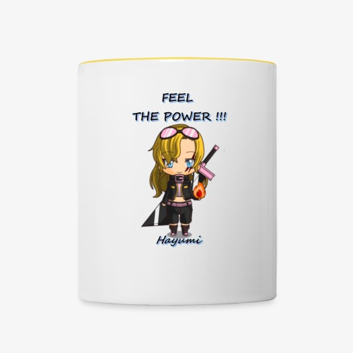 Personnage HayumiGaming - Mug contrasté